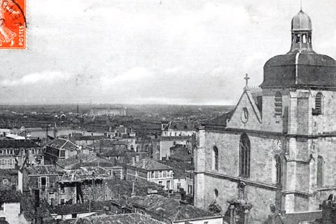 Eglise ND de Bon Port-ArchivesMunicipales_LesSablesDOlonne